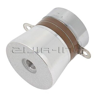 Piezoelectric Ceramic 60w 40khz Ultrasonic Transducer With Large Amplitude