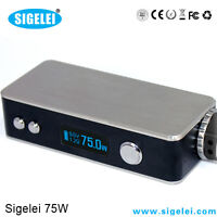 Lost Sigeli 75w Vapourizer