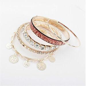 Ensemble de Bracelets,  perles, cristal,stainless steel West Island Greater Montréal image 4