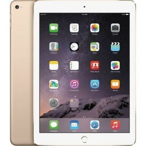 iPad Air 2 2015 Gold 128 Gb wifi and cellular