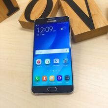 As new Samsung Galaxy Note 5 black 32G UNLOCKED AU MODEL Calamvale Brisbane South West Preview