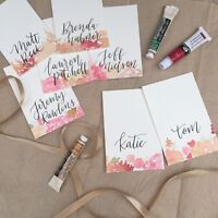 Into to Modern Calligraphy Workshop