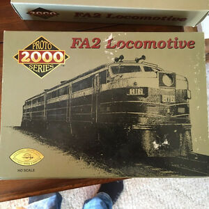 CP Locomotive Proto 2000 HO FA2 Scale model 4047