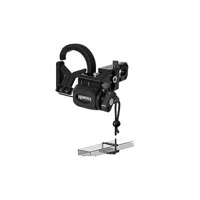 Hamskea Hybrid Hunter Pro Right Hand Microtune Arrow Rest - Black 210772