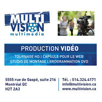 Production Video - Montreal