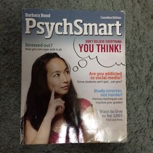 PsychSmart by Barbara Bond