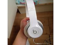 Beats Solo HD White