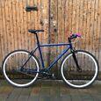Custom single speed bike