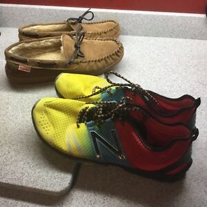 New Balance Running Shoes Softmoc Slippers