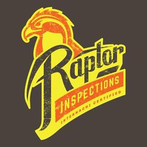 Raptor Inspections - Certified Professional Home Inspector