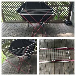 Medal Folding Clothes Dry Rack/Other Projects