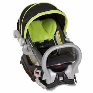 Baby Trend Velocity Car Seat w/ 2 bases