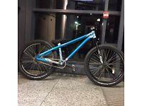 Octane one custom jump bike