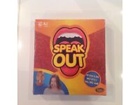 Speak out game brand new sealed