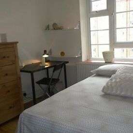 Great double bedroom in a new and lovely flat in North London!