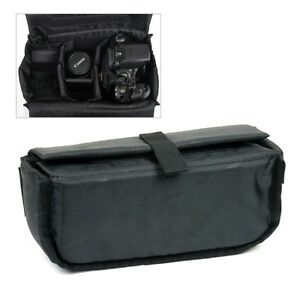 NEW-MATIN-Camera-Insert-Extendable-Partition-Padded-Bag-S-for-DSLR-SLR-Lens