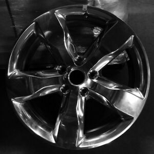 "20"" OEM Jeep Polished Rims"