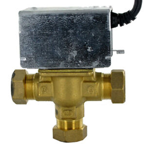 Honeywell 3 motorised valve ebay for Honeywell valve motor replacement