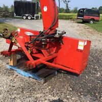 84 inch 3 point hitch snow blower