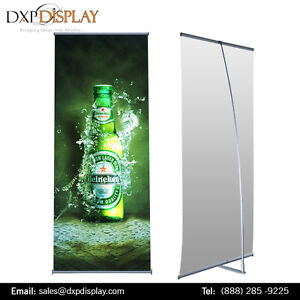 Best offers on L Frame banner stand