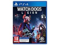 Watch Dogs Legion PS4 + PS5
