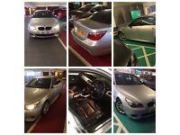 BMW 5 series 520d m spec