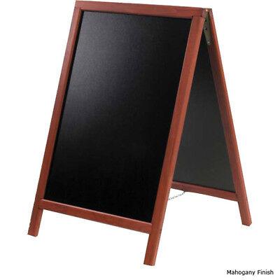 Double-sided Restaurant Sidewalk Menu Board 22 X 33 - Advertising Display Sign