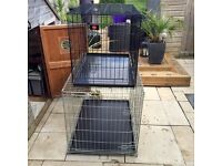 Dog cage excellent condition