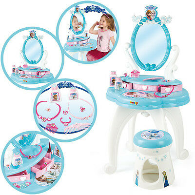 Disney Frozen Frisier- u Schminktisch Die Eiskönigin 2in1 für Kinder Mädchen NEU