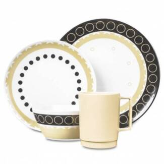 16 Piece Melamine Set