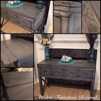 Coffee tables, sofa tables, end tables