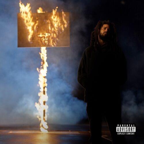 BRAND NEW J Cole: The Offseason Street Date: 05 . 14 .2021 FACTORY SEALED CD RAP