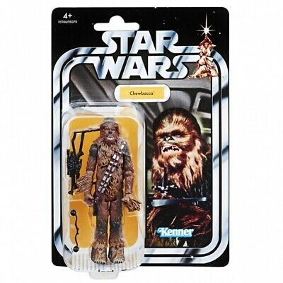 Star Wars The Vintage Collection Chewbacca (A New Hope) Figure