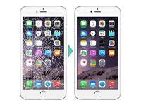 Crystal Comms - iPhone Screen repair - 5/5s/6/6+/6s/6+