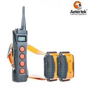 AETERTEK AT-919C REMOTE TRAINING DOG ANTI BARK BARKING COLLAR Cannington Canning Area Preview