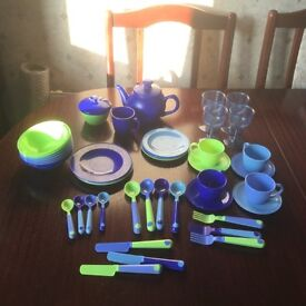 Early Learning tea set