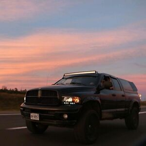 2005 Dodge Ram 1500 lifted