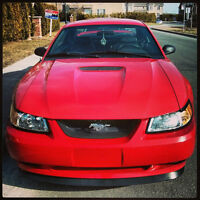 1999 Ford Mustang GT V8 Coupe