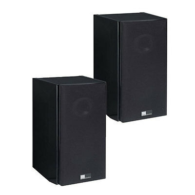 Pure Acoustics Dream S schwarz Paar 2-Wege Surround-Lautsprecher 150 Watt (RMS) online kaufen