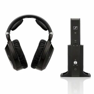 SENNHEISER RS-185 RF Wireless Like New Headphones""