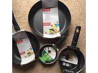 Bargain brand new pans