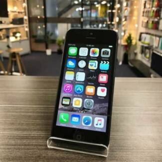 Mint condition iPhone 5 Black 32G UNLOCKED AU MODEL INVOICE
