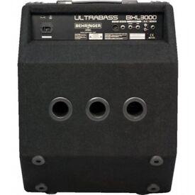 Behringer Ultrabass 150 watt Bass Amp