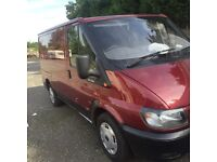 Ford transit 2006 55 plate