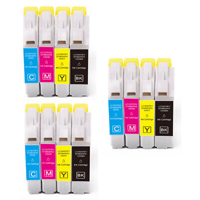 Replacement Ink Compatible for Brother LC51 MFC-240C MFC-3360C MFC-440CN Brother Lc51 Compatible Ink