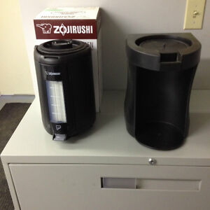 new coffee airpots and stands