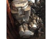 Ghost 200 cc pit bike engine