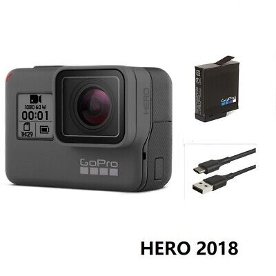 Refurbished GoPro HERO 2018 1440P 1080P Action HD Camera Touch Screen Camcorder
