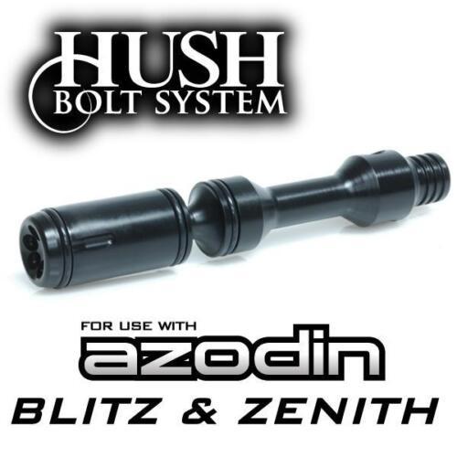 TechT Paintball Hush Bolt Upgrade Part - For Azodin Blitz Blitz2 Blitz3 & Zenith