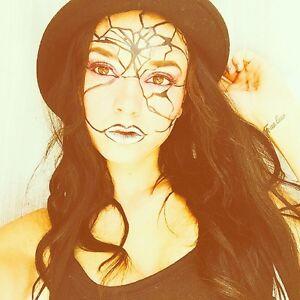 Vous voulez un maquillage D'Halloween exceptionnel?